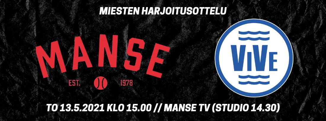 Manse PP - ViVe (Manse TV:n striimi)