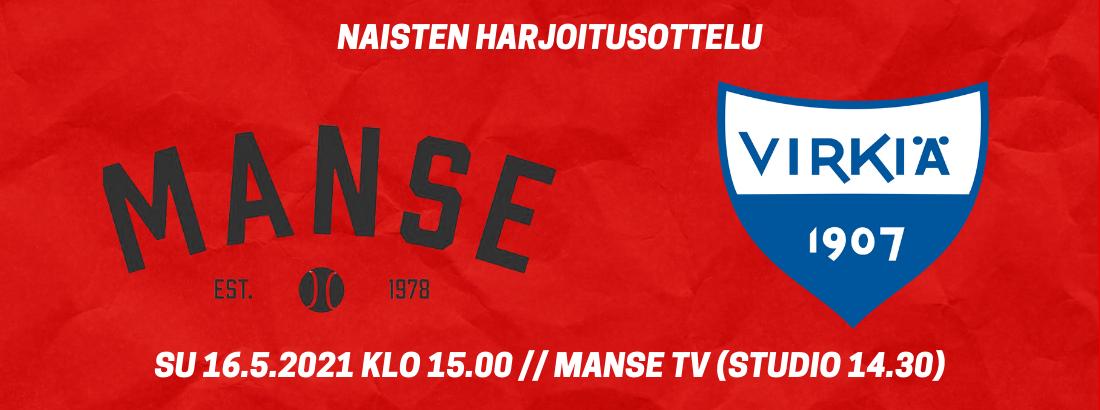 Manse PP - Virkiä (Manse TV:n striimi)